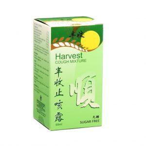 Khasiat Obat Batuk Harvest
