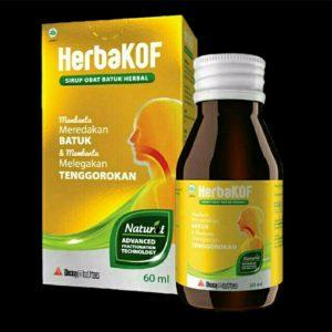 Obat Batuk Herbakof