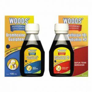 Obat Batuk Woods