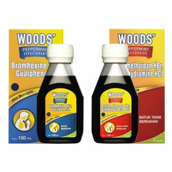 3 Khasiat Obat Batuk Woods Terbukti Ampuh Sebagai Pengobatan
