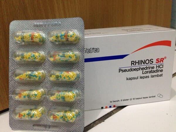 Rhinos SR: Dosis, Cara Pemakaian, dan Efek Samping
