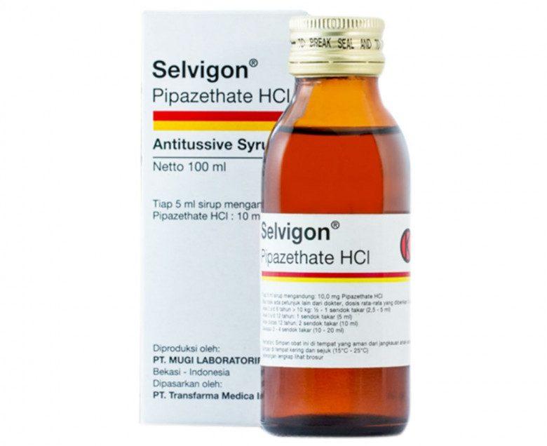 Selvigon Syrup: Kegunaan, Efek Samping, dan Cara Pemakaiannya