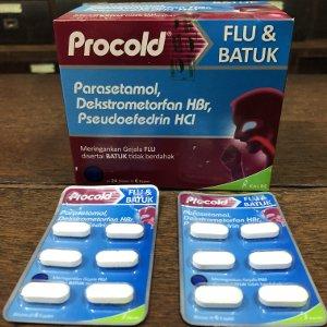 3 Macam-macam Obat Procold Untuk Batuk Dan Flu yang Wajib Anda Coba